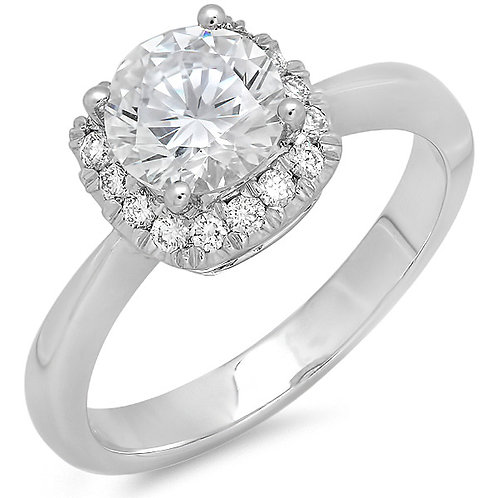 Sweet Love Engagement Ring.