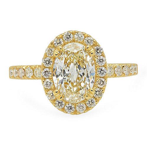 Anatolia Engagement Ring.