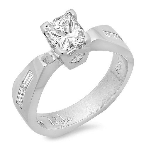 St. John's Engagement Ring