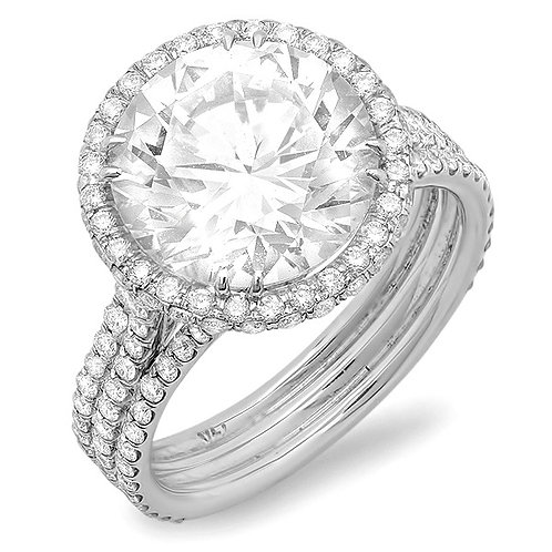 Moscow Engagement Ring