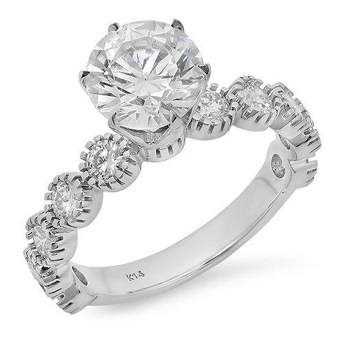 Monreale Engagement Ring