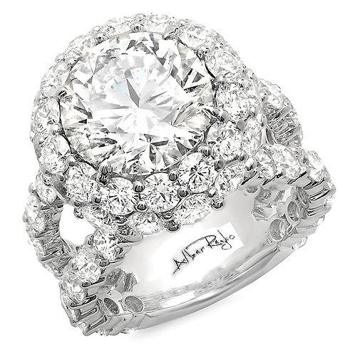 Budapest Engagement Ring