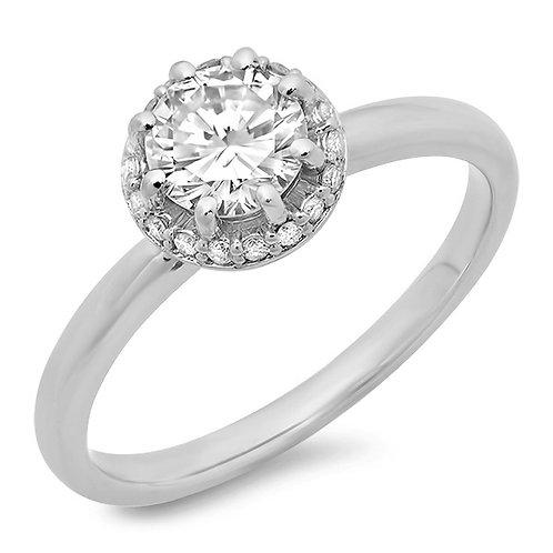 Enna Engagement Ring