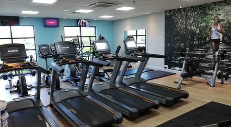 Physio gym exercise shepperton surrey
