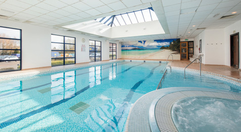 Aquatic therapy hydro therapy pool Shepperton Surrey