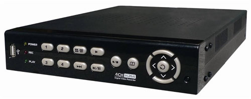SecuNext SN-08-240H 500GB Network Standalone DVR