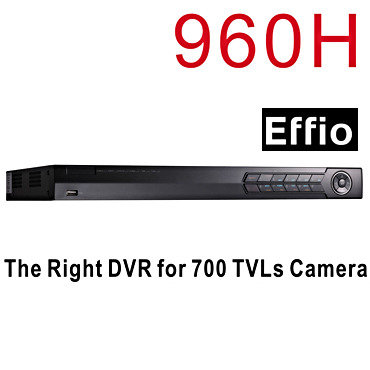 16 Channel Full Channel HDMI 960H WD1 Econ Series