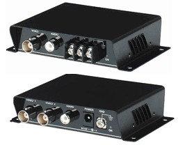Active Video & Audio Balun Kit (Transmitter & Rec