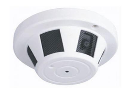 Fake Smoke Detector Camera