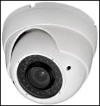HD 1080P TVI  Vari-Focal Dome with IR