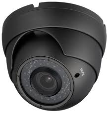 HD CVI 1080P VARI-FOCAL IR TURRET DOME 2.4 MP