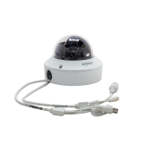 2MP Uniview Network IR VF Vandalproof Dome Camera