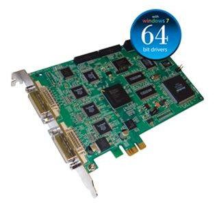 Aver NV6480EXP - 16ch hybrid DVR card (PCI-E), 480