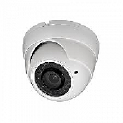 HD CVI 1080P FIXED LENS IR TURRET DOME 2.4 MP