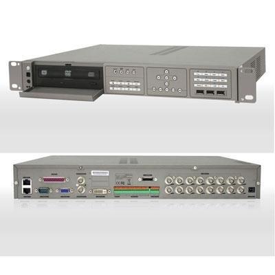 Aver NEH6216HP H.264 - 16ch hybrid DVR w/ GUI