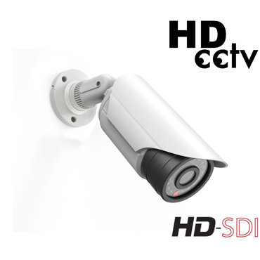 2 Megapixel 1080p HD-SDI Day/Night Weather Proof