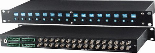 16 Port Active Receiver Distribution Amplifier
