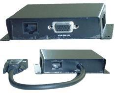 VGA Extender ( VGA to CAT5 )