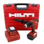 HILTI Cordless Drill & Hammer