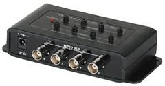 4 Input to 4 Output Video Amplifier