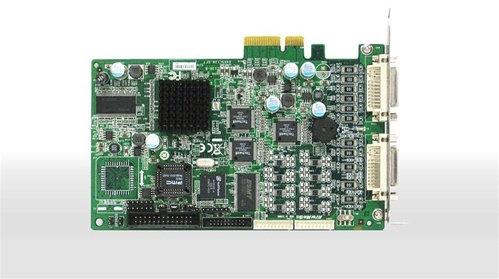 Aver NV8416EX4 - 16ch hybrid DVR card (PCI-EX4),