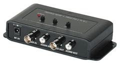 1 Input to 1 Output Video & Audio Amplifier