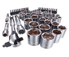 Viper Tool Storage Ratchet and Socket Set
