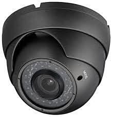 HD CVI 1080P FIXED LENS IR TURRET DOME 2.4 MP