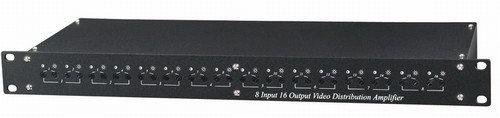 8 Inputs to 16 Outputs Video Distributor - Amplifi