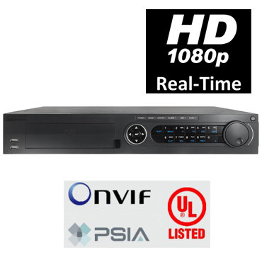 8 CHANNEL HD POE SERIES 1U 8 PORTS POE NETWORK NVR
