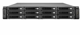 Qnap VS-12140U-RP-PRO-US 40-channel/12-bay/VGA