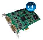 Aver NV6480EXP-16ch hybrid DVR card (PCI-E),480fps