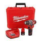 Milwauke Cordless Drill Combo