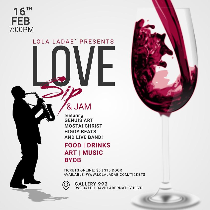 Love, Sip & Jam