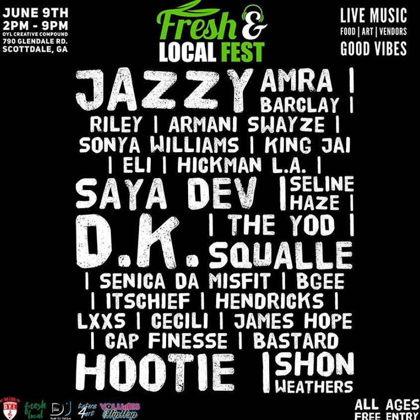 Fresh + Local Fest