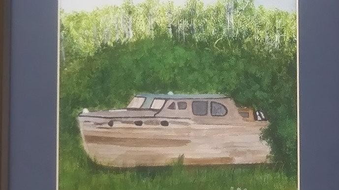 Safe Harbor, by Lin Eno