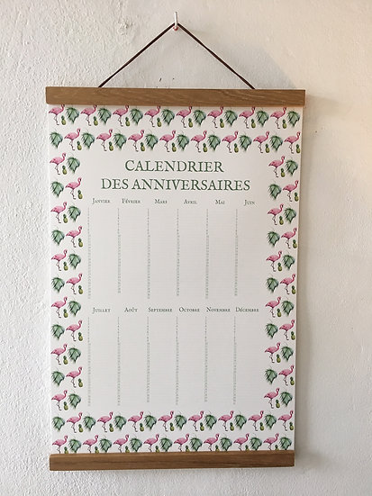 Calendrier Tropical