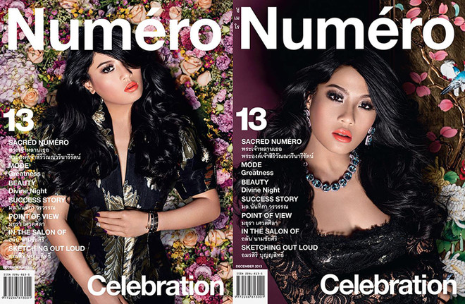 Numero Thailand covers