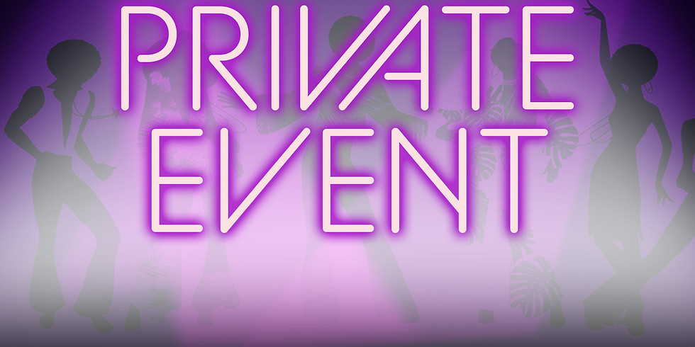 Private Event: Wedding