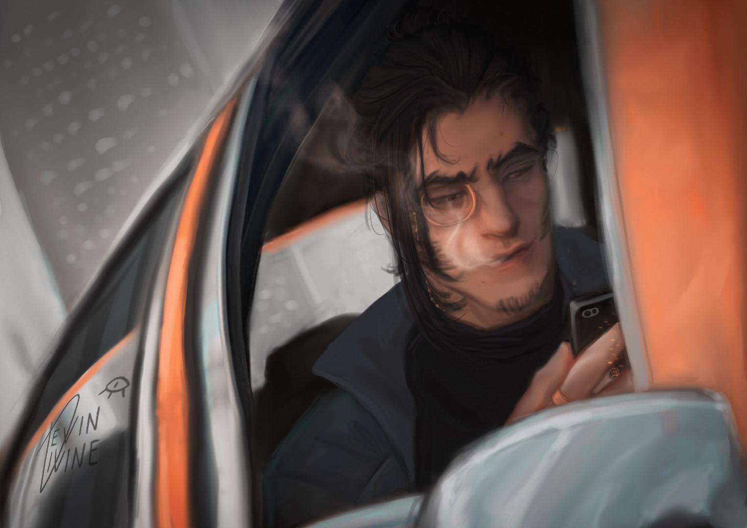 Taxi Ride (2021)