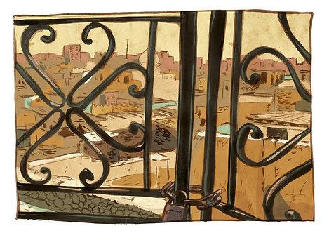 Les Toits du Caire