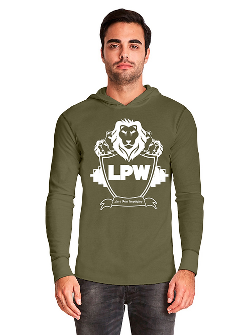 Next Level Adult Unisex Thermal Hoody
