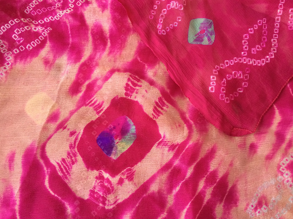 A sample from My Mother's Saree