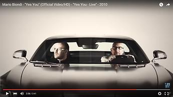 Yes You - Mercedes SLS - Mario Biondi e Stevie