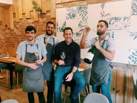 Restaurantes muito-amigos-do-vinho: Dux