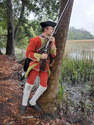 Redcoat behind tree1.jpg