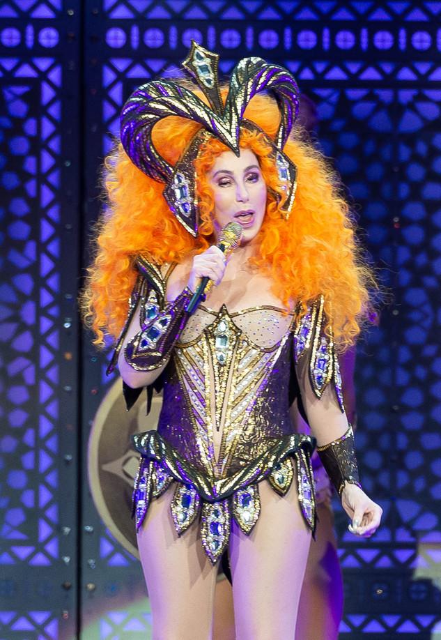 Cher at United Center