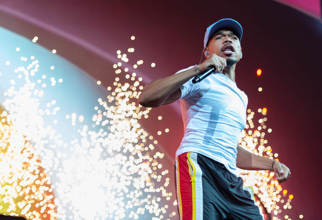 Chance the Rapper at United Center