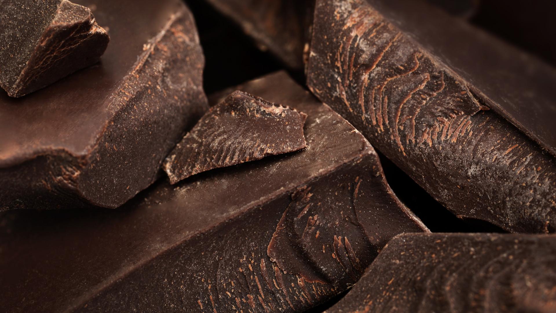 Çikolata parçaları