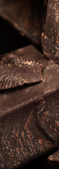 Trozos de chocolate
